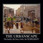 Urban Landscape Workshop III